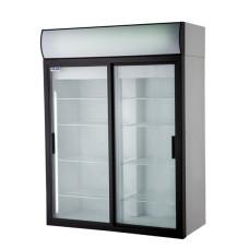 Холодильный шкаф POLAIR DM114Sd-S купе