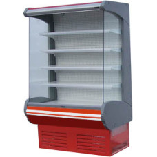 """Пристенная холодильная витрина Премьер """"Фортуна""""-2,0 с выпаривателем"""