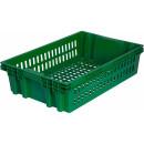 Овощной пластиковый евролоток 600х400х152 мм