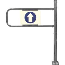 Входной турникет механический правый (с функцией антипаника)